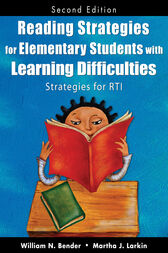 Reading Strategies for Elementary Students With Learning Difficulties by William N. Bender