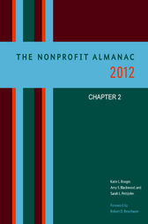 The Nonprofit Almanac 2012 by Katie L. Roeger