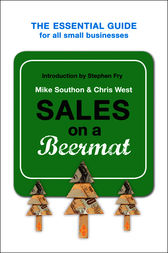 Sales On A Beermat by Chris West