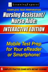 Nursing Assistant / Nurse Aide Exam by Learning Express Llc