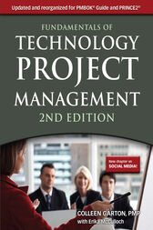 Fundamentals of Technology Project Management by Colleen Garton