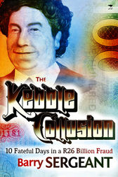 Kebble Collusion by Barry Sergeant