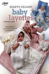 Heart's Delight Baby Layettes by Michelle Crean