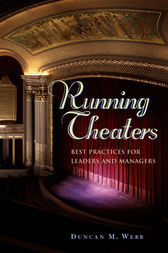 Running Theaters by Duncan M. Webb