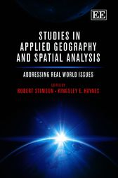 Studies in Applied Geography and Spatial Analysis by Robert Stimson