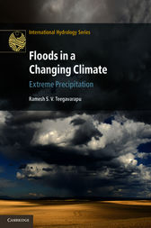 Floods in a Changing Climate by Ramesh S. V. Teegavarapu