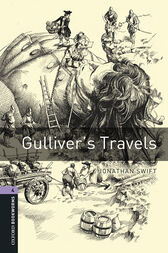 Gulliver's Travels Level 4 Oxford Bookworms Library by Jonathan Swith