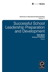 Successful School Leadership Preparation and Development by Karen L. Sanzo