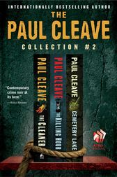 The Paul Cleave Collection #2 by Paul Cleave