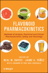 Flavonoid Pharmacokinetics by Neal M. Davies