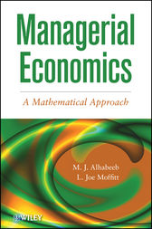 Managerial Economics by M. J. Alhabeeb