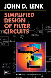 Simplified Design of Filter Circuits by John Lenk
