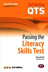 Passing the Literacy Skills Test by Jim Johnson