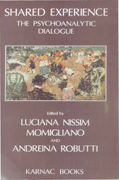 Shared Experience by Luciana Nissim Momigliano