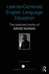 Learner-Centered English Language Education by David Nunan