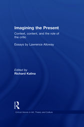 Imagining the Present by Richard Kalina