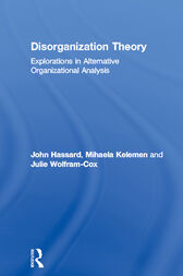 Disorganization Theory by John Hassard
