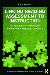 Linking Reading Assessment to Instruction by Arleen Shearer Mariotti