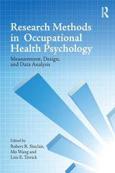 Research Methods in Occupational Health Psychology by Robert R. Sinclair