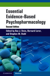 Essential Evidence-Based Psychopharmacology by Dan Stein