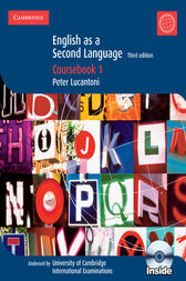 Cambridge English as a Second Language Coursebook 1 by Peter Lucantoni