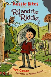 Rif & The Riddle by Sue Cason