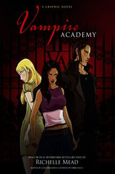 Vampire Academy Graphic Novel Book 1 by Richelle Mead