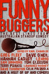 Funny Buggers by Karl Chandler