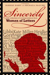 Sincerely by Marieke Hardy
