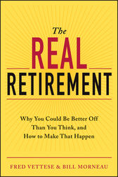 The Real Retirement by Fred Vettese