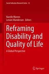 Reframing Disability and Quality of Life by Narelle Warren