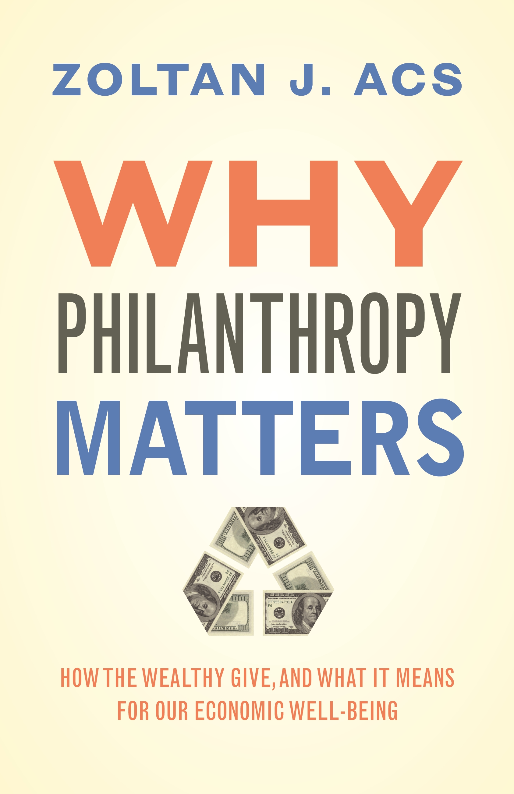 Download Ebook Why Philanthropy Matters by Zoltan Acs Pdf