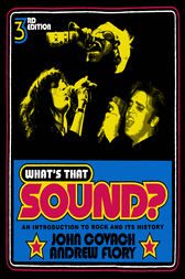 What's That Sound? by John Covach