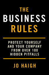 The Business Rules by Jo Haigh