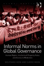 Informal Norms in Global Governance by Suerie Moon