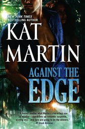 Against the Edge by Kat Martin