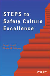 Steps to Safety Culture Excellence by Terry L. Mathis