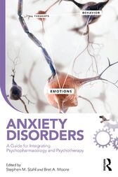 Anxiety Disorders by Stephen M. Stahl