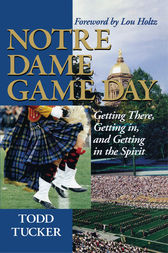 Notre Dame Game Day by Todd Tucker
