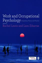 Work and Occupational Psychology by Rachel Lewis