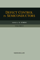 Defect Control in Semiconductors by K. Sumino