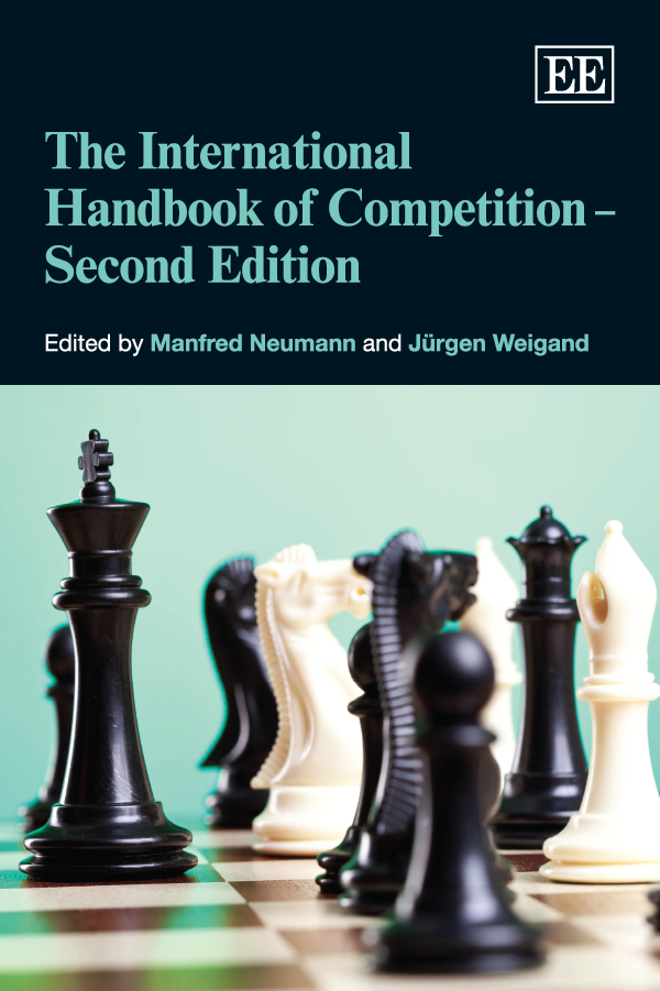 Download Ebook The International Handbook of Competition (2nd ed.) by Neumann, M. Weigand, J. Pdf