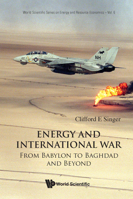 Download Ebook Energy and International War by Clifford E. Singer Pdf