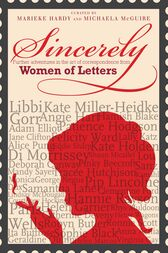 Sincerely: Women of Letters by Marieke Hardy