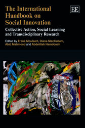 The International Handbook on Social Innovation by F. Moulaert