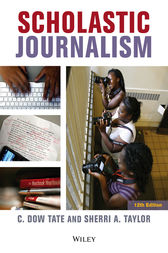 Scholastic Journalism by C. Dow Tate