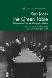 The Green Table by Ann Hutchinson Guest