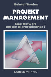 Projektmanagement by Peter Heintel