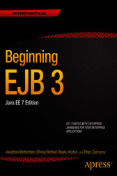 Beginning EJB 3 by Jonathan Wetherbee