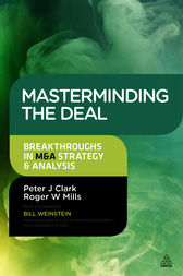 Masterminding the Deal by Peter Clark